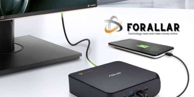 Asus announced , new device ( Chromebox 4)